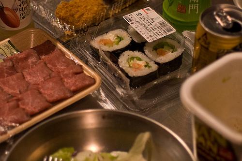 惣菜晩御飯