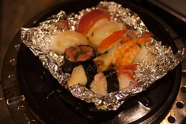 焼き寿司!