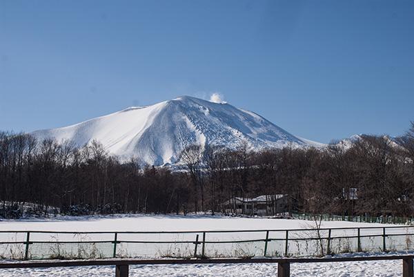 浅間山綺麗