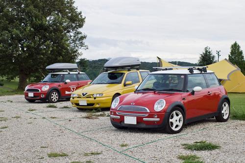 小さな車たち