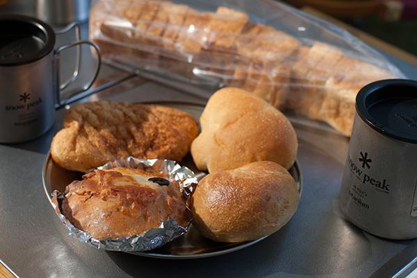 ぱんだ屋のパン