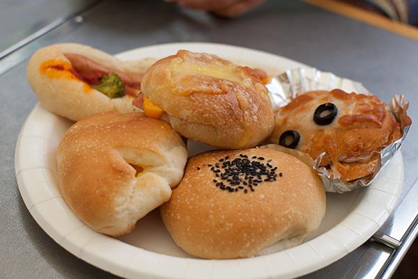 ぱんだ屋のパン2